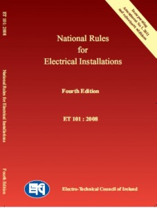 ETCI National Rules Cover